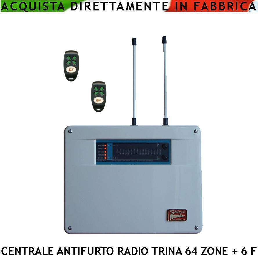 Wireless-TRINA-Centr