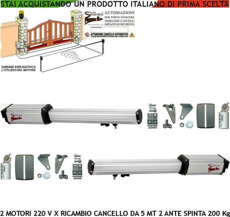 Misure Standard Cancello A Due Ante.Sv Mbqae2ptvh